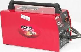 LINCOLN ELECTRIC Wire Feed Welder WELD PAK HD