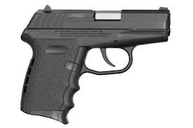 SCCY Industries Model CPX-2-CB 9mm Semi Auto Pistol