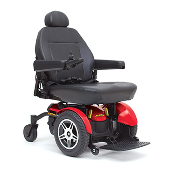 JAZZY POWER CHAIRS Wheelchair/Walker ELITE HD