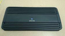 ALPINE ELECTRONICS Car Amplifier MRP-M2000