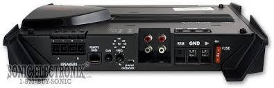 ROCKFORD FOSGATE Car Amplifier P3001 AMP