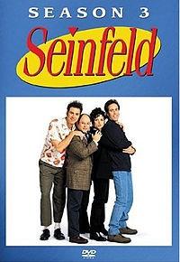 DVD BOX SET DVD SEINFELD SEASON 3