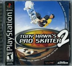 SONY Sony PlayStation TONY HAWKS PRO SKATER 2