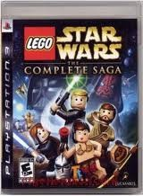 SONY Sony PlayStation 3 Game LEGO STAR WARS THE COMPLETE SAGA