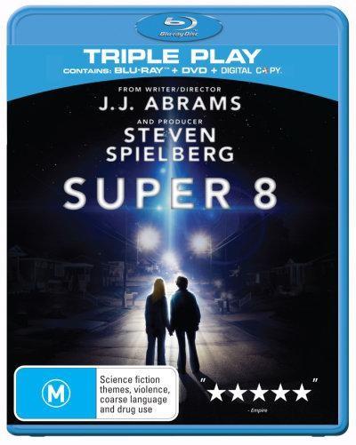 SUPER 8, DRAMA THRILLER BLU-RAY MOVIES