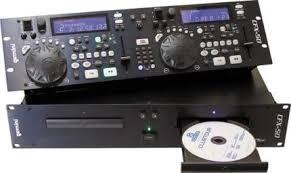 DFX PROFESSIONAL DJ Equipment CDJ-1200 DUAL CD WITH CONTROLLER