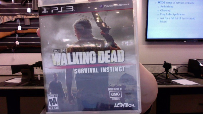 SONY Sony PlayStation 3 Game PLAYSTATION 3 WALKING DEAD