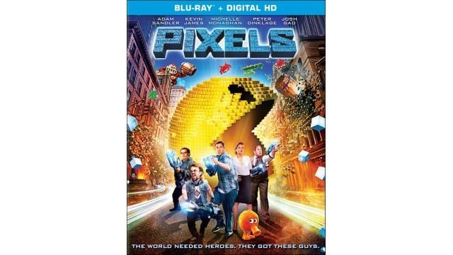 BLU-RAY MOVIE Blu-Ray PIXELS