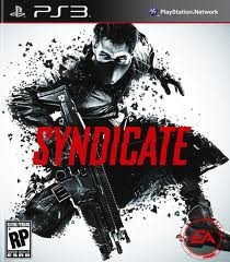 SONY Sony PlayStation 3 Game SYNDICATE
