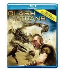 BLU-RAY MOVIE Blu-Ray CLASH OF THE TITANS