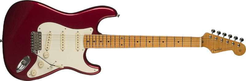 FENDER Electric Guitar STRATOCASTER (MEXICO)