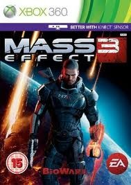 MICROSOFT Microsoft XBOX 360 Game MASS EFFECT 3