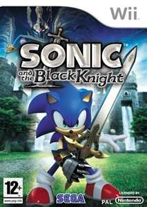 NINTENDO Nintendo Wii Game SONIC AND THE BLACK KNIGHT