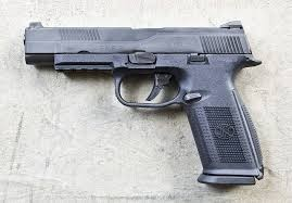 FNM Model FNS LS 9mm Semi Auto Long Slide Pistol