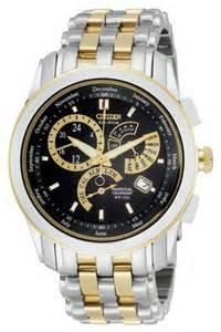 CITIZEN Gent's Wristwatch BL8004-53E ECO DRIVE PERPETUAL CALENDAR