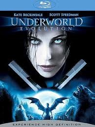 BLU-RAY MOVIE Blu-Ray UNDERWORLD EVOLUTION