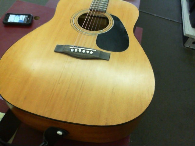 FENDER Acoustic Guitar F-35