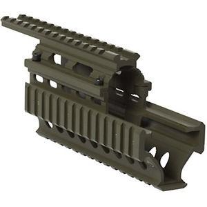 FIREFIELD Firearm Parts FF34008 AK QUAD RAIL