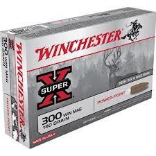 WINCHESTER Ammunition X30WM2