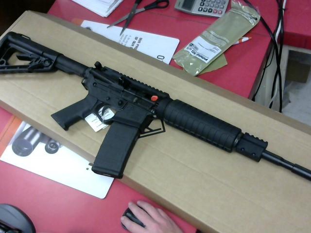 ATI FIREARMS Rifle OMNI HYBRID MAXX