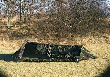 ROTHCO Outdoor Sports G.I TYPE CAMOUFLAGE BIVOUAC SHELTER
