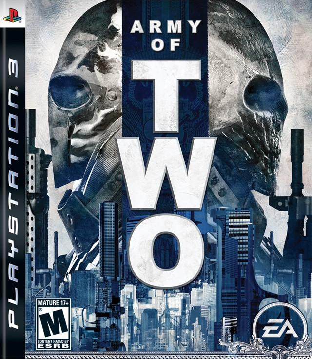 SONY Sony PlayStation 3 Game ARMY OF TWO