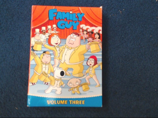 DVD BOX SET DVD FAMILY GUY VOLUME THREE