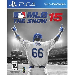 SONY Sony PlayStation 4 Game MLB THE SHOW 15 - PS4