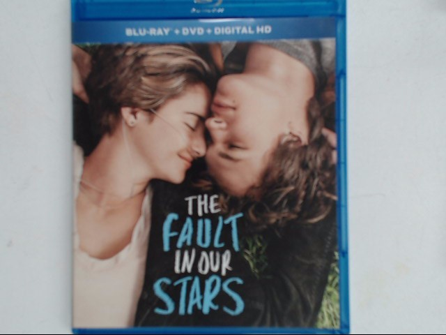 BLU-RAY MOVIE Blu-Ray THE FAULT IN OUR STARS