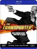 BLU-RAY MOVIE Blu-Ray THE TRANSPORTER