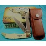 SCHRADE Pocket Knife 25LH TEXAS LONGHORN