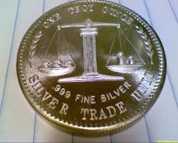 SILVER ONE OUNCE Silver Bullion SILVER ONE OUNCE ROUNDS