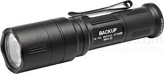 SUREFIRE Flashlight EB1C-A-BK