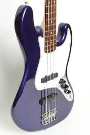 FENDER JAZZ BASS-MEXICO