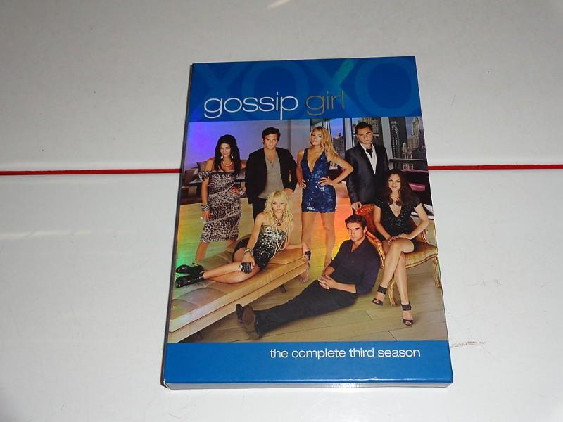 DVD BOX SET DVD GOSSIP GIRL SEASON 3