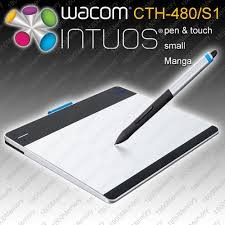 INTUOS Computer Accessories CTH-480