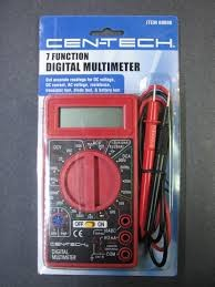CEN-TECH Multimeter 69096