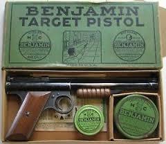BENJAMIN SHERIDAN Air Gun/Pellet Gun/BB Gun 130