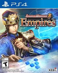 SONY Sony PlayStation 4 Game DYNASTY WARRIORS 8 EMPIRES