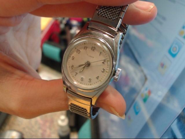 TIMEX Lady's Wristwatch SHOCK RESISTANT