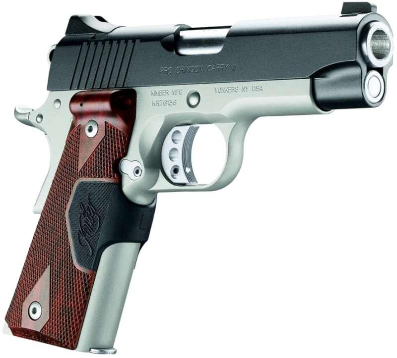 KIMBER Pistol PRO CRIMSON CARRY II