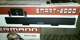 HERMANN AUDIO Speakers/Subwoofer SMART 2000