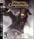 SONY Sony PlayStation 3 Game PIRATES OF THE CARIBBEAN AT WORLDS END