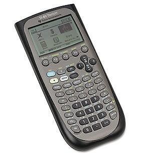 TEXAS INSTRUMENTS Calculator TI-89 TITANIUMN