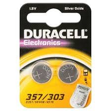 DURACELL Battery/Charger 303/357