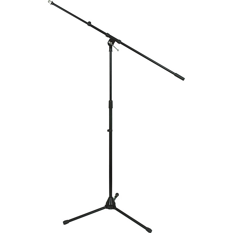 MUSICIAN'S GEAR Stand MIC STAND W/FIXED BOOM BLK