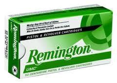 REMINGTON FIREARMS Ammunition .25 AUTOMATIC 50 GR. L25AP