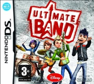 NINTENDO Nintendo DS Game ULTIMATE BAND