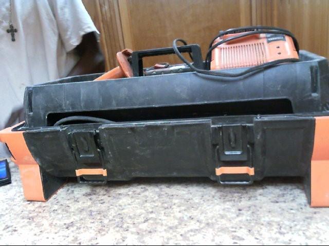 RIDGID TOOLS Tool Box TOOLBOX