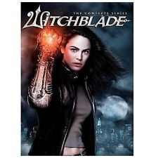DVD MOVIE DVD WITCHBLADE THE COMPLETE SERIES